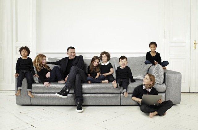 Designer Michael Michalsky präsentiert erste eigene Sofakollektion ...