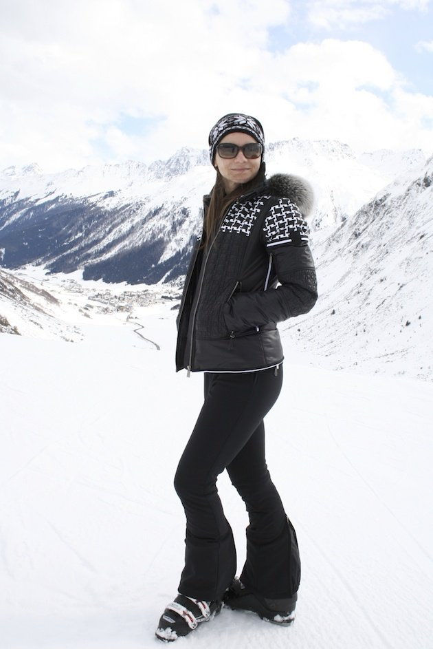 Ski Outfit Luis Trenker Bogner Gaastra Ray Ban Dalbello Head Casco Carrera Burton