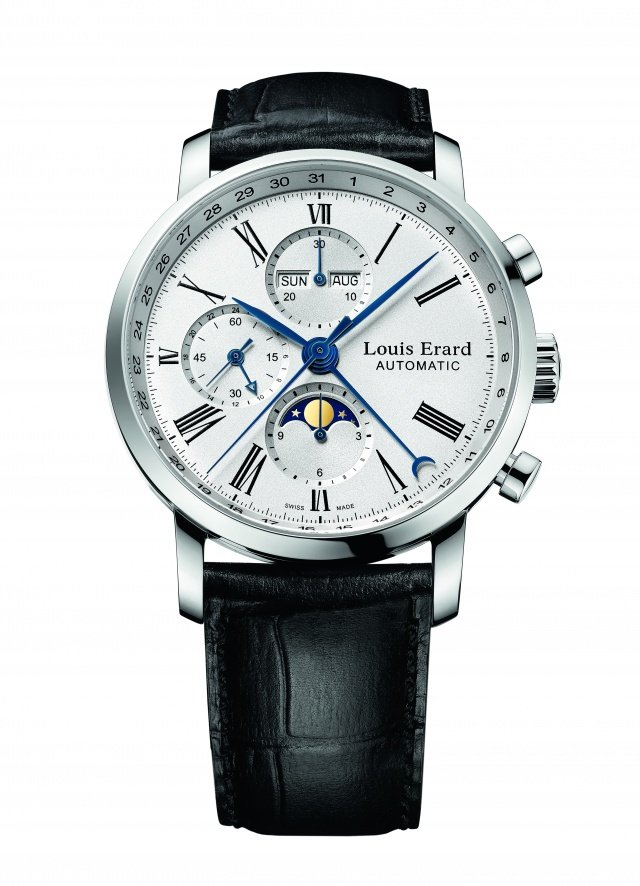 Louis-Erard-Watch-Uhr-Excellence-Chronograph-Moonphase