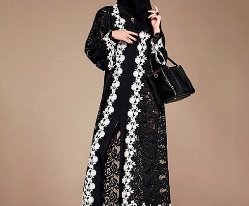 Abaya_Kollektion_Dolce&Gabbana_viaInstagram_StefanoGabbana