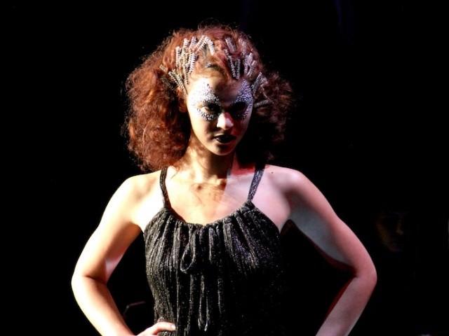 Topmodel_GNTM_FashionWeek_Berlin_runway_Maybelline_Luana
