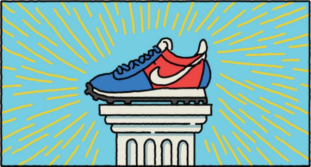 02_Nike_Flyknit_A Visual History_Comic