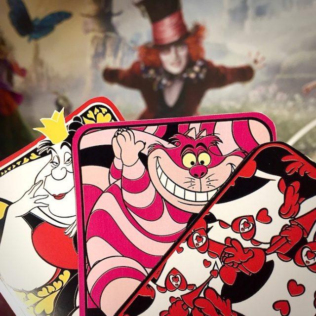 Kartenspiel_AliceimWunderland_Disney_Hutmacher_Ouartett_Event