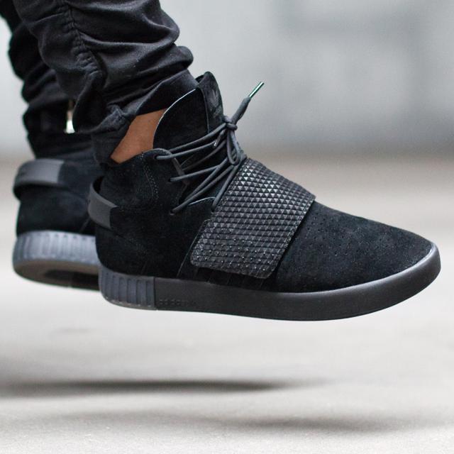 adidas-tubular-invader-strap-sneakers-black-schwarz-6