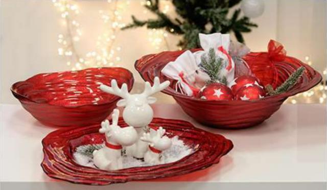 deko-schale-rose-organic-rot-glas-weihnachten