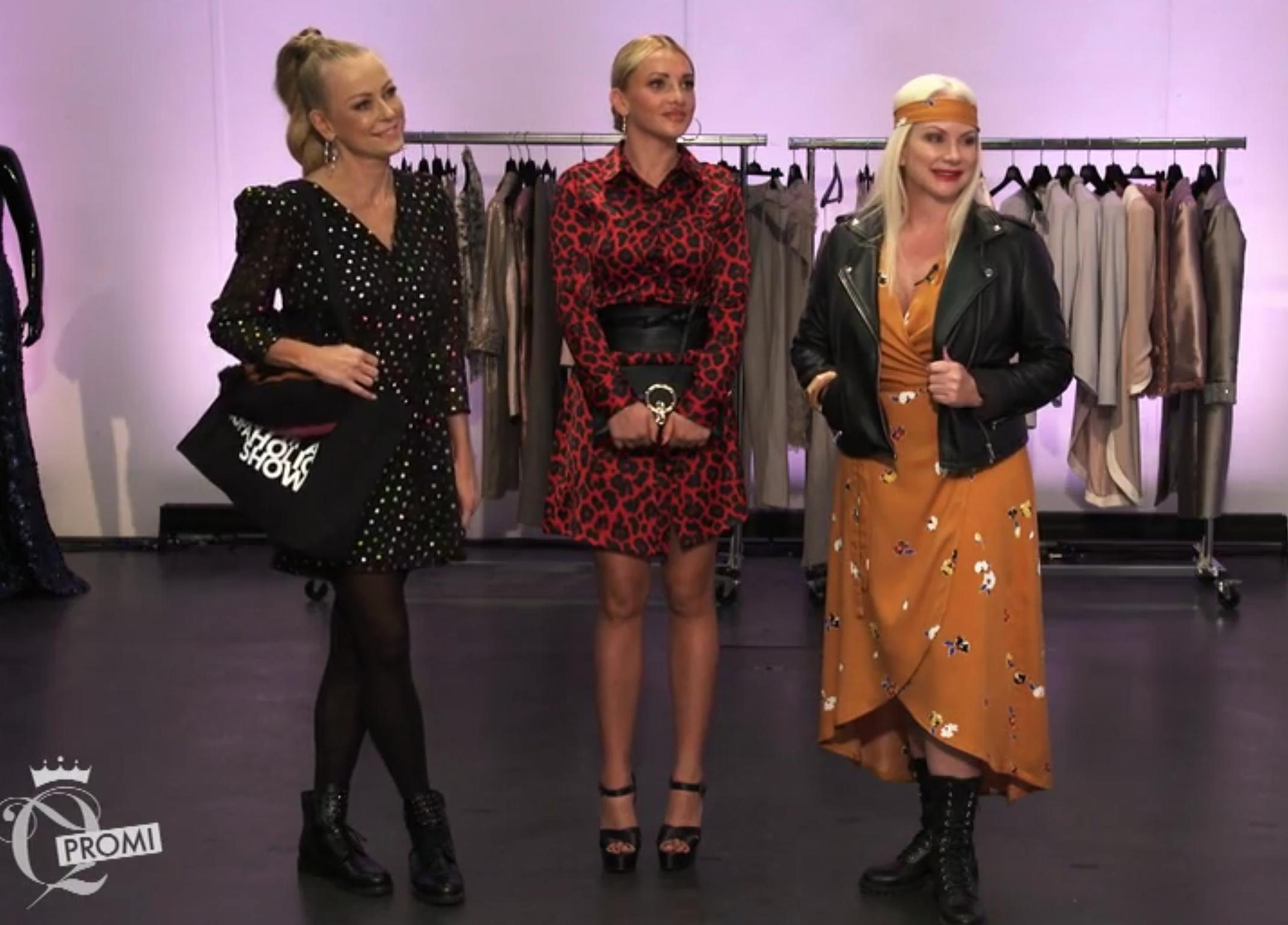 Promi Shopping Queen Blondes Salad Mit Shawne Fielding Evelyn Burdecki Und Jenny Elvers Fashion Insider Magazin Modeblog